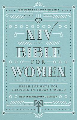NIV  Bible for Women  eBook
