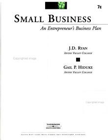 Small Business PDF