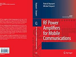 RF Power Amplifiers for Mobile Communications PDF