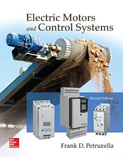 Electric Motors and Control Systems Book