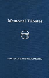 Memorial Tributes: Volume 18
