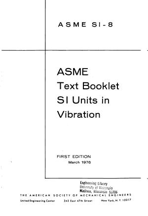 ASME Text Booklet PDF