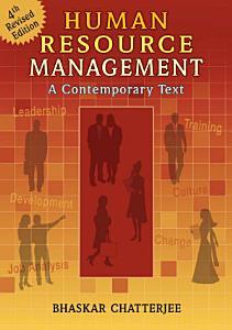 Human Resource Management   A Contemporary Text PDF