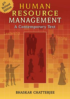 Human Resource Management   A Contemporary Text PDF