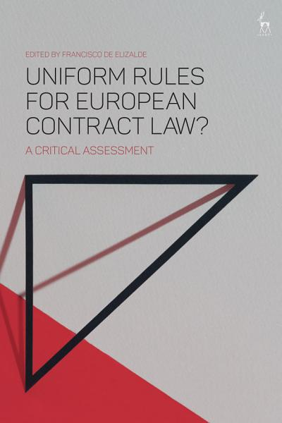 Uniform Rules for European Contract Law