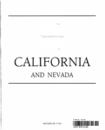 Travel Guide to California and Nevada PDF