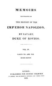 Memoirs Illustrative of the History of the Emperor Napoleon: Volume 4