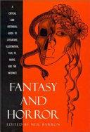 Fantasy and Horror