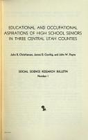 Social Science Bulletin PDF