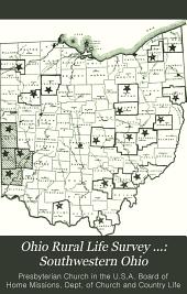 Ohio Rural Life Survey ...: Southwestern Ohio