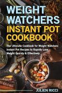 Weight Watchers Instant Pot Cookbook