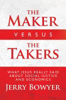 The Maker Versus the Takers PDF