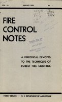 Fire Control Notes PDF