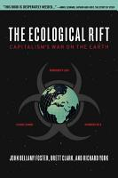 The Ecological Rift PDF