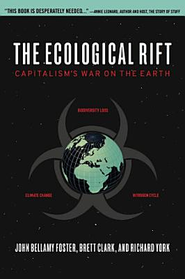 The Ecological Rift PDF
