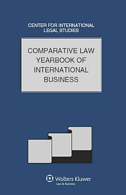 Comparative Law Yearbook of International Business 2010 PDF