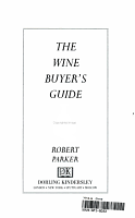 The Wine Buyer s Guide PDF