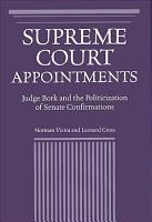 Supreme Court Appointments PDF