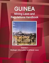 Guinea Mining Laws and Regulations Handbook