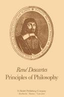 René Descartes: Principles of Philosophy
