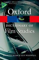 A Dictionary of Film Studies PDF