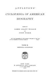 Appletons' Cyclopaedia of American Biography: Volume 3