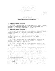 U S Marine Corps School Of Infantry Soi Complete Training Materials Book PDF