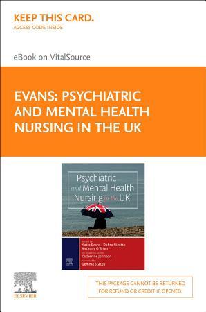 Psychiatric and Mental Health Nursing in the UK PDF