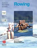 Handbook of Sports Medicine and Science  Rowing PDF