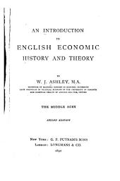 An Introduction to English Economic History and Theory: Part 1