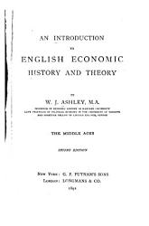 An Introduction to English Economic History and Theory PDF