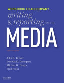 Download Writing and Reporting for the Media Book