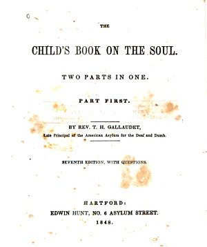The Child s Book on the Soul