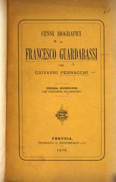 Cenni biografici di Francesco Guardabassi