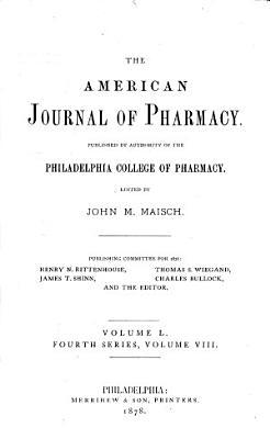 American journal of pharmacy PDF