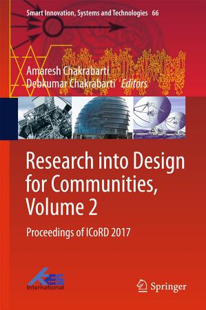 Research into Design for Communities  Volume 2 PDF