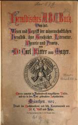 Heraldisches ABC Buch PDF