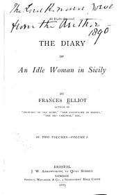The Diary of an Idle Woman in Sicily