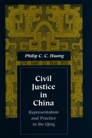 Civil Justice in China PDF