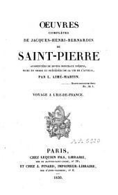 Oeuvres complètes de Jaques-Henri-Bernardin de Saint-Pierre: Volume2