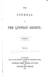 The Journal of the Linnean Society of London: Botany