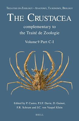 Treatise on Zoology   Anatomy  Taxonomy  Biology  The Crustacea  Volume 9 Part C  2 vols  PDF