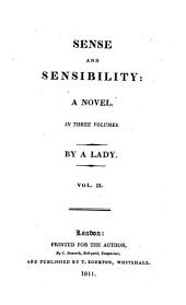 Sense and Sensibility:: A Novel. In Three Volumes, Volume 2