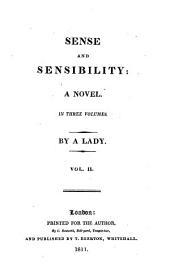Sense and Sensibility:: A Novel. In Three Volumes, Volume 2