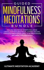 Guided Mindfulness Meditations Bundle