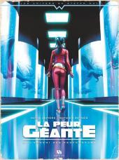 La Peur géante - Tome 2 - L'ennemi des profondeurs