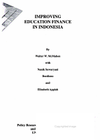 Improving Education Finance in Indonesia PDF