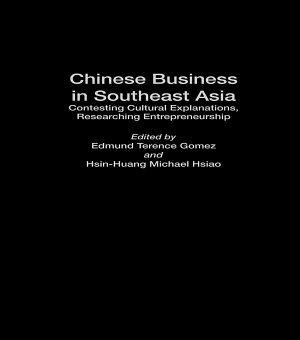 Chinese Business in Southeast Asia