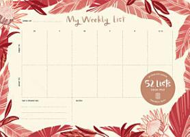 Weekly Desk Pad PDF