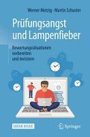 Pr  fungsangst und Lampenfieber PDF